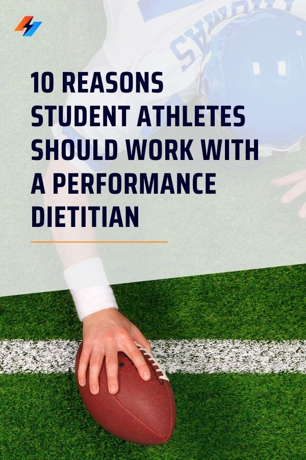 importance of sports nutrition for student athletes
