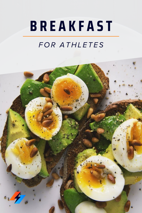 breakfast for athletes