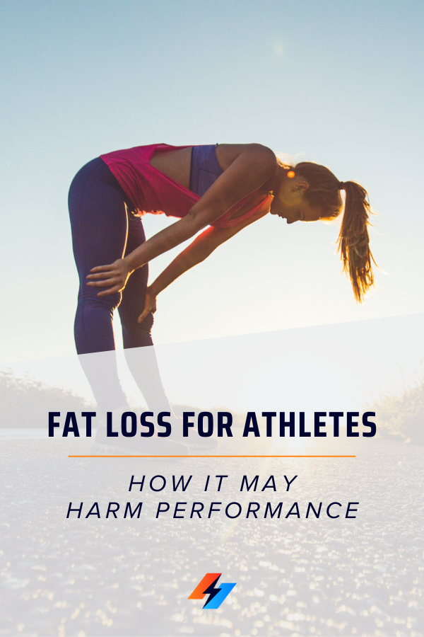 fat loss for athletes