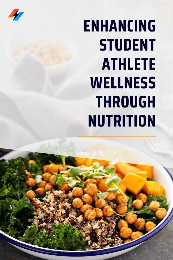 student athlete wellness
