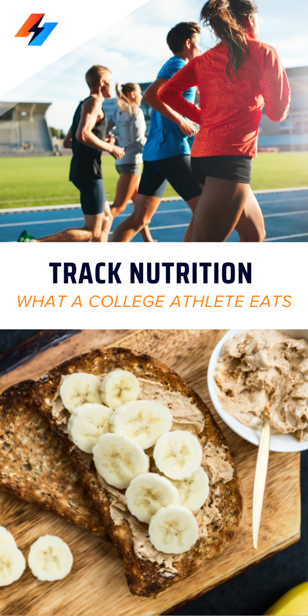 track and field nutrition